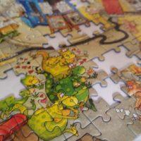 Majówka 2016 - puzzle