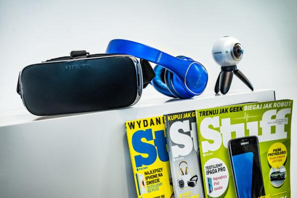 Samsung Gear VR - w Stuff