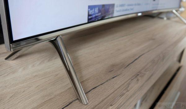 Samsung KS7500 - stopki