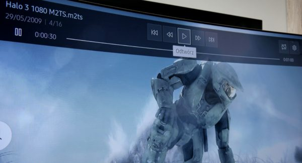 Samsung Tizen TV 2016 - odtwarzacz multimediów