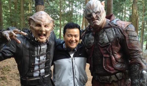 Justin Lin i jego orki... znaczy kosmici