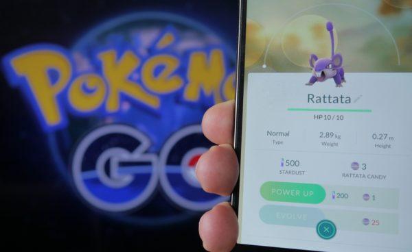Pokémon GO Rattata