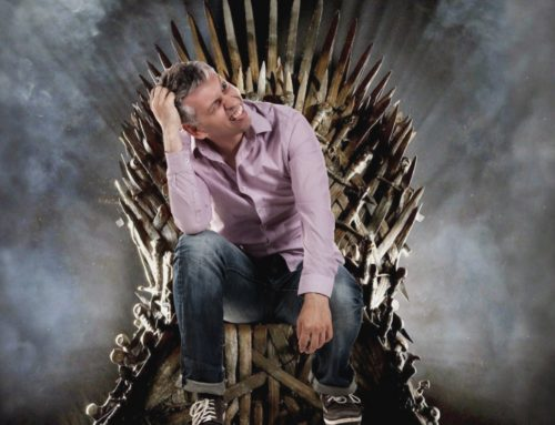 Jestem królem geeków