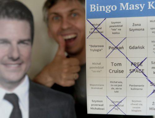 Bingo, Tom Cruise i Wy, czyli Masa Kultury na Copernicon 2016