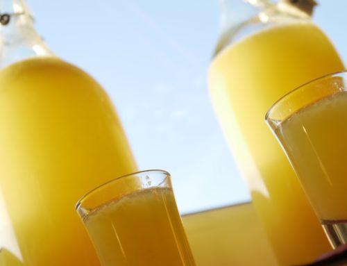 Szybki i prosty przepis na dobrą cytrynówkę