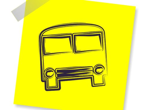 Origin story bydgoskiego bohatera z przystanku autobusowego
