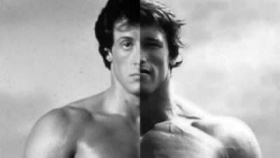 Stallone vs Schwarzenegger