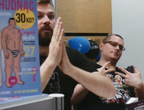 """""""Jak schudnąć 30 kg? Prawdziwa historia miłosna"""". Polska Lolita i Fight Club w jednym?"""