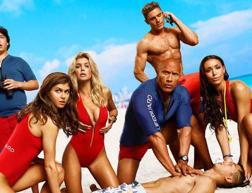 Baywatch – recenzja filmu tak głupiego, jak planowano