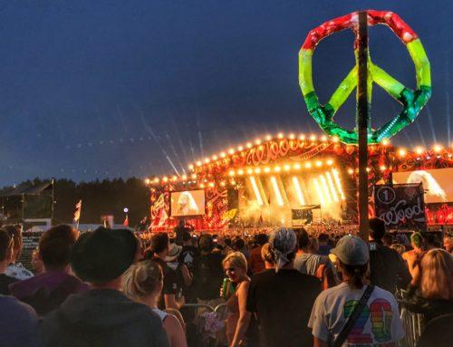 Mój pierwszy raz na Woodstocku