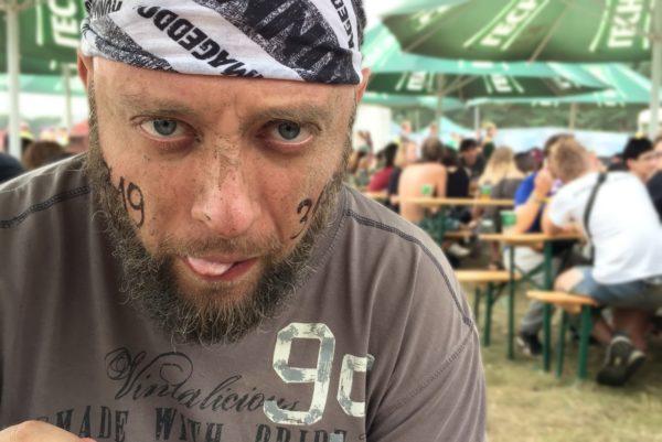 Max je - Woodstock 2017