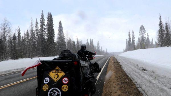 Tandemowe Trip Love - Mocny śnieg