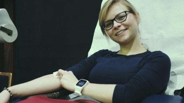 WOŚP 2018 Wiele osób przy okazji WOŚP oddaje krew