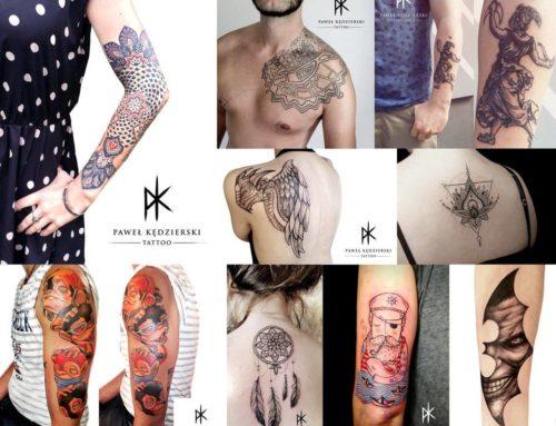 Jak zrobić dobry tatuaż? | Paweł Kędzierski